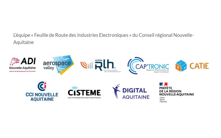 Enquête sur la filière électronique de Nouvelle-Aquitaine