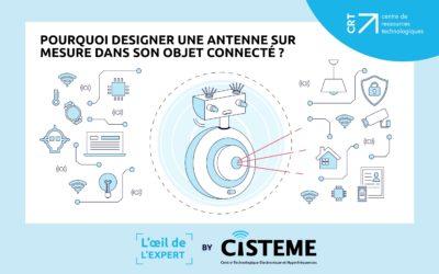 Objets connectés : « La bonne intégration de l'antenne est un enjeu capital »